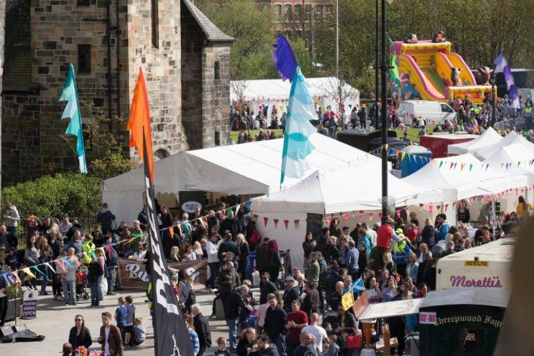 Paisley Food and Drink Festival