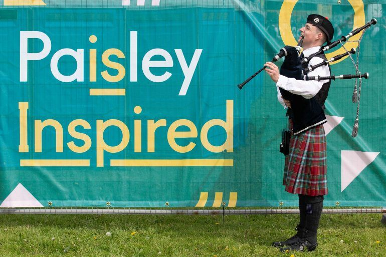 British Pipe Band Championships 2018