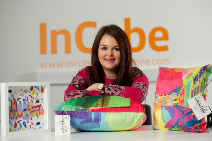 Loopy Lally creative retail business at InCube
