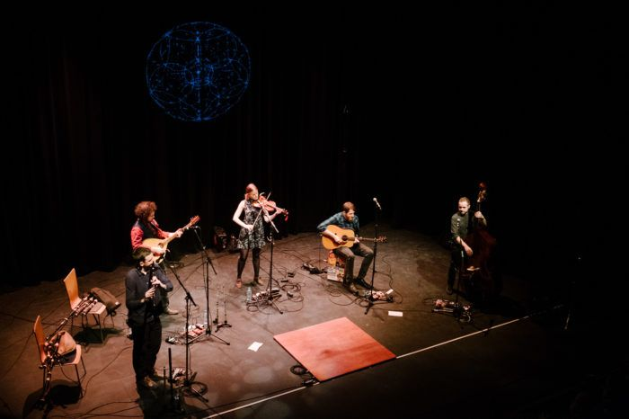 Performance at Paisley Arts Centre