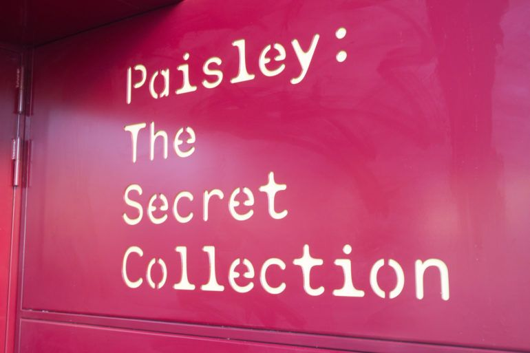 Paisley: The Secret Collection