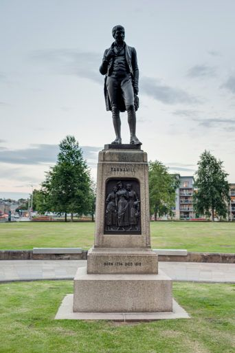 Robert Tannahill Monument