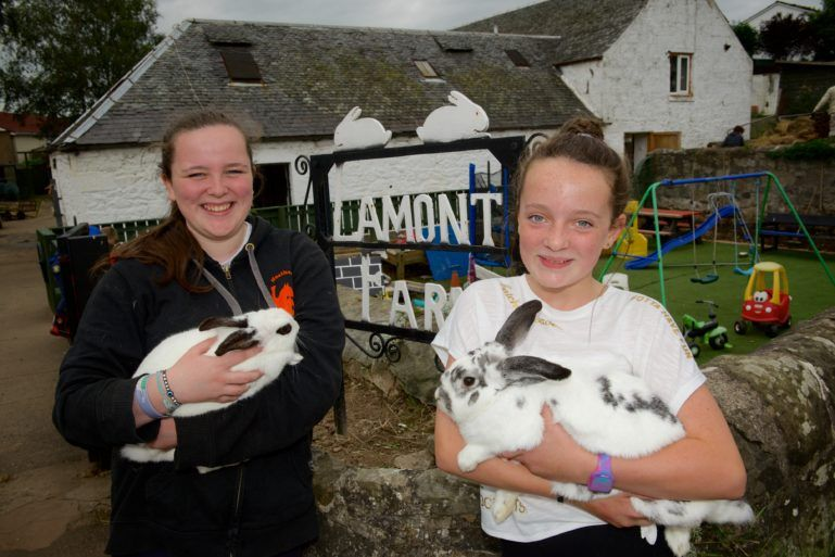 Lamont Farm in Erskine