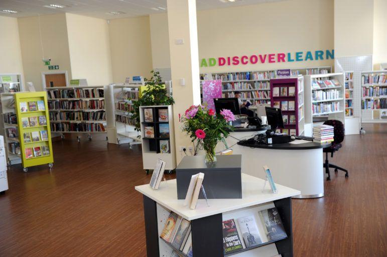 Linwood Library at the Tweedie Hall