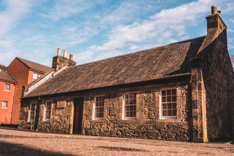 Robert Tannahill's Cottage