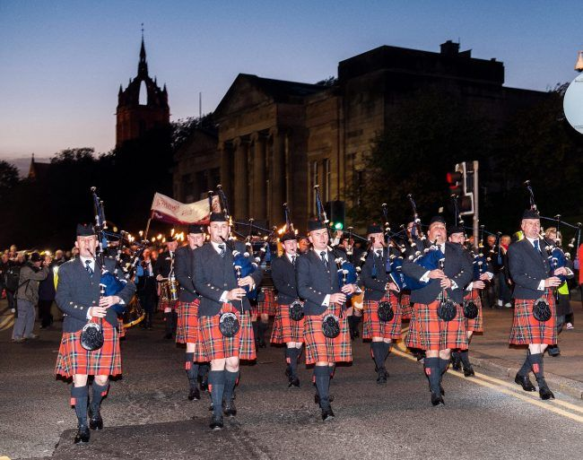 Paisley last hosted the Royal National Mòd in 2013
