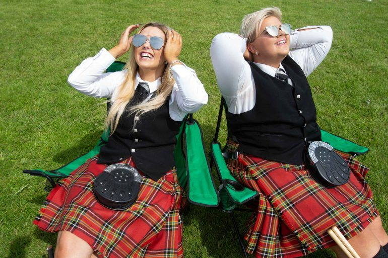 British Pipe Band Championships 1
