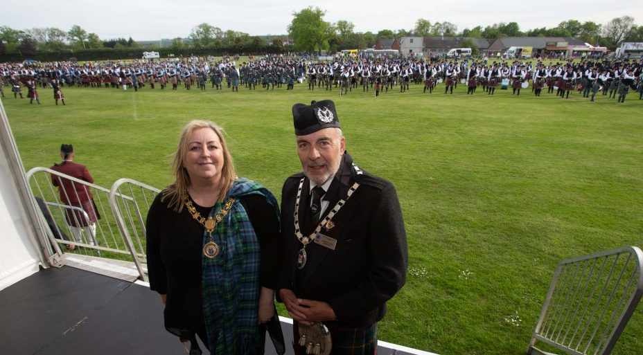 British Pipe Band Championships 11