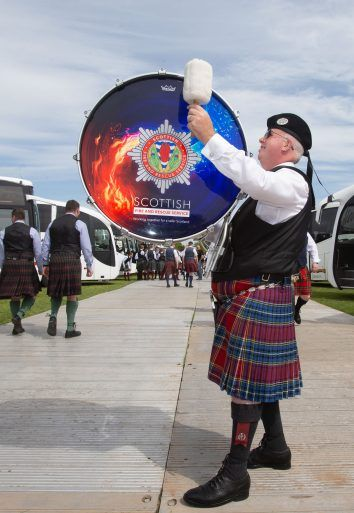 British Pipe Band Championships 3