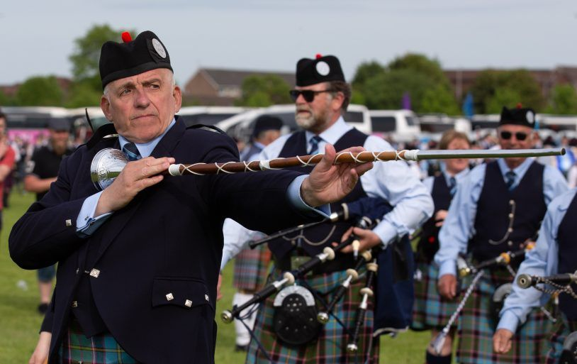 British Pipe Band Championships 5