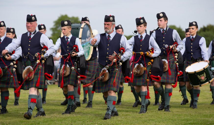 British Pipe Band Championships 7