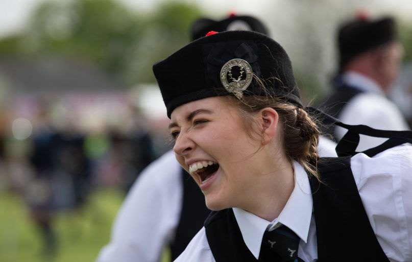 British Pipe Band Championships 8