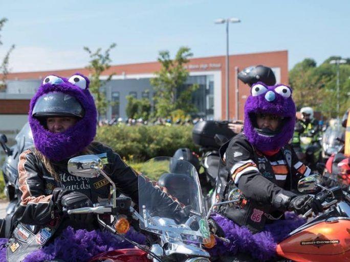 Erskine Motorbike Meet