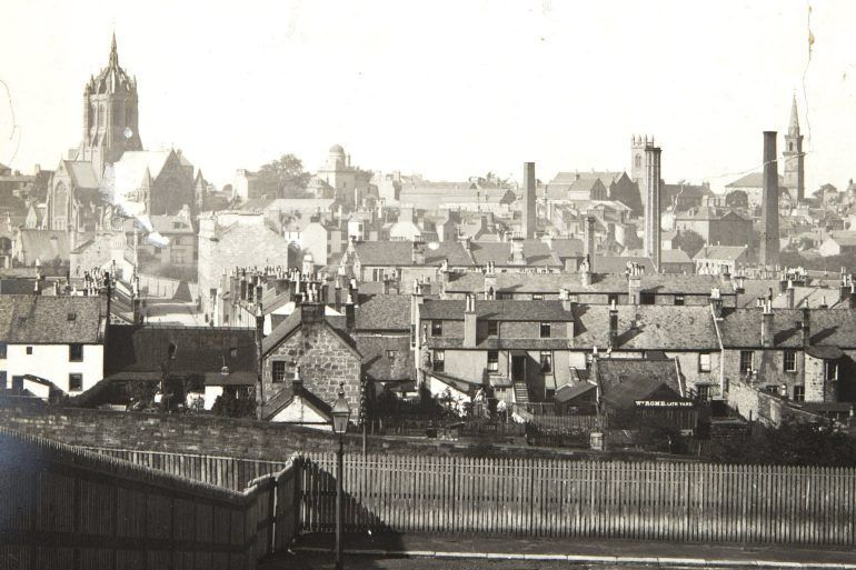 Historical picture of Paisley