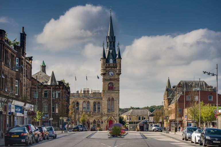 Renfrew Town Hall