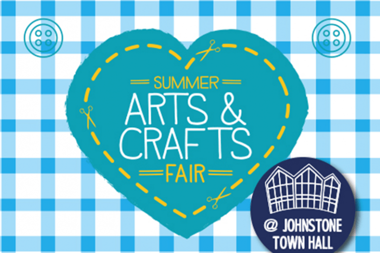 Johnstone Arts and Crafts Fair