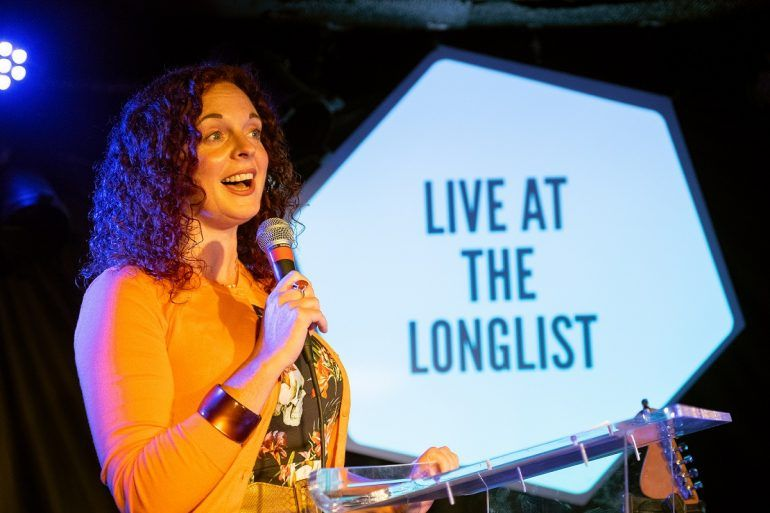 SAY Live at the Long List