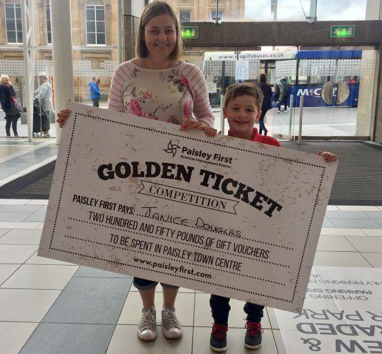 Golden Ticket winners