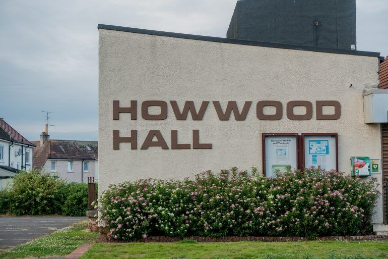 Howwood Hall building