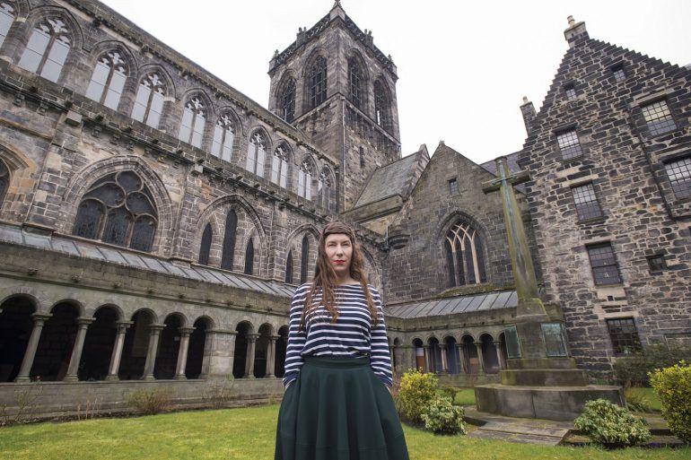 Kathryn Joseph at Paisley Abbey