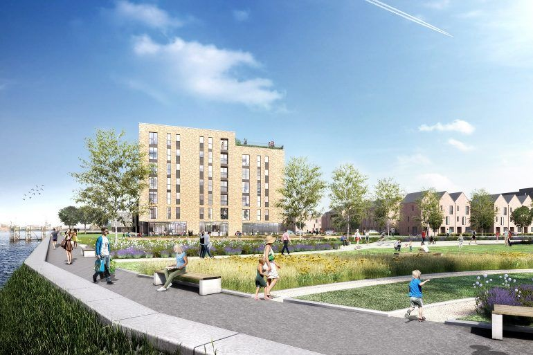 Clyde Waterfront and Renfrew Riverside potential development