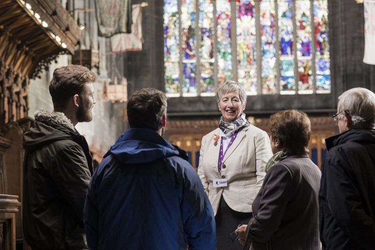 Tour of Paisley Abbey