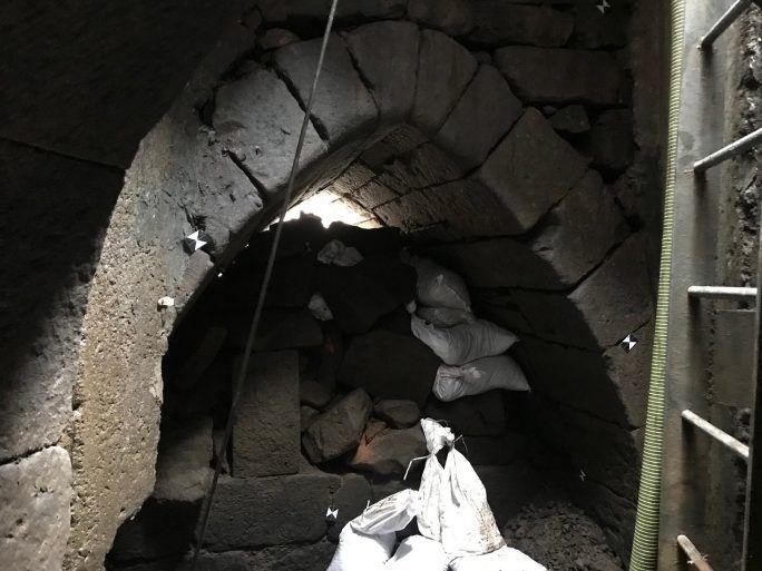The Big Dig at Paisley Abbey Drain