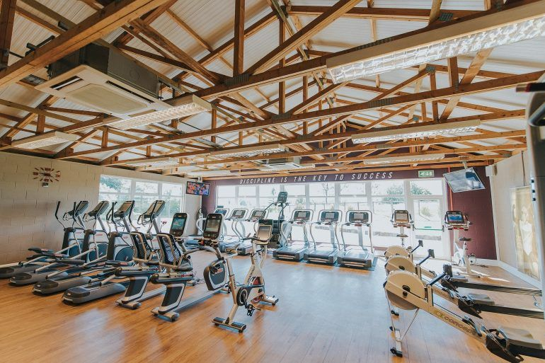 The Bowfield Hotel and Spa gym area