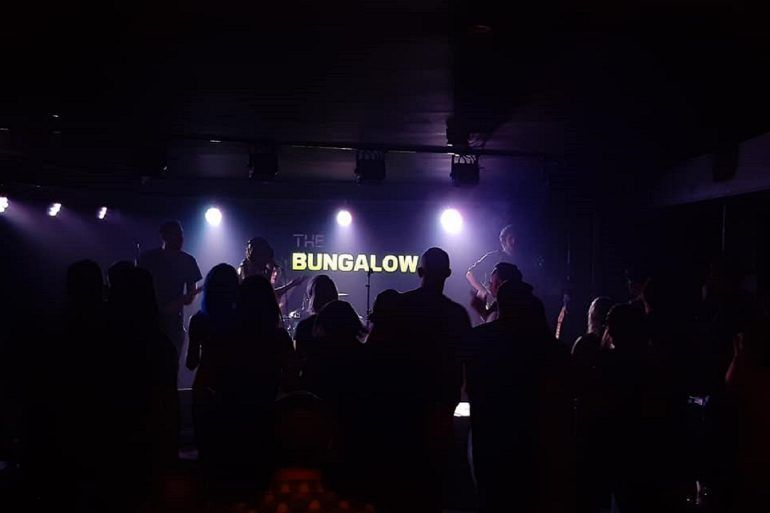 The Bungalow, Paisley