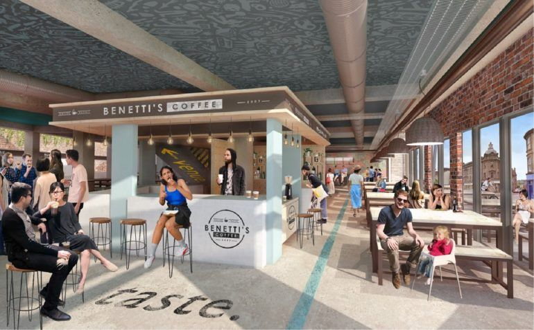 Paisley Vision - 4 Liberal Club interior