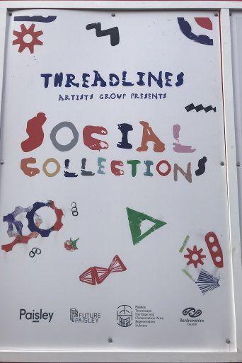 Threadlines exhibition