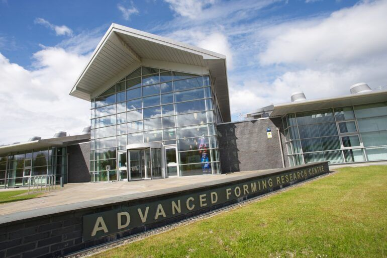 Advanced Manufacturing Research Centre (AMRC) in Sheffield
