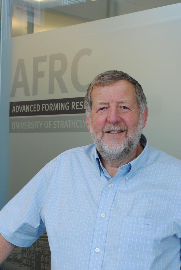 Professor Keith Ridgway CBE